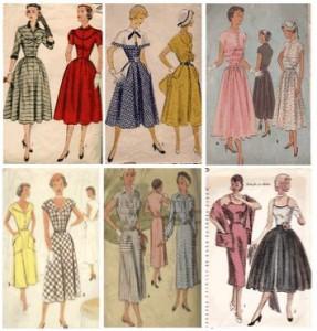 1950's Vintage Fashion Daylesford